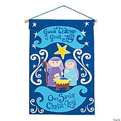 Good News Banner Craft Kit