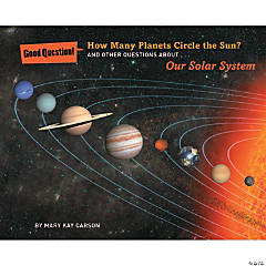 Good Question! How Many Planets Circle the Sun?