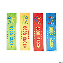 """Good Sport"" Award Ribbons"