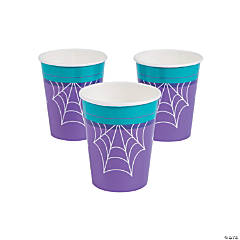 Goofy Ghouls Paper Cups