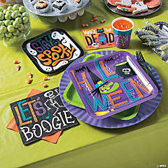 Goofy Ghouls Party Supplies