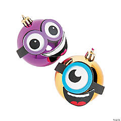 Googly Eye Ornament Decorating Craft Kit