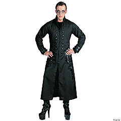 Goth Coat Costume For Men