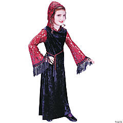 Gothic Countess Kid's Costume