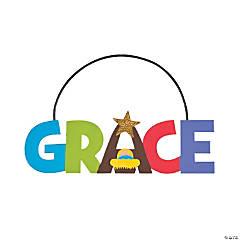 Grace Manger Ornaments