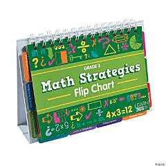 Grade 3 Math Strategies Flip Books