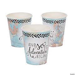 Graduation Adventure Paper Cups