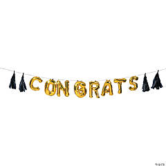 Graduation Balloon Garland