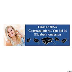 Graduation Custom Photo Banner