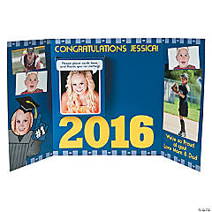 Graduation Custom Photo Table Display