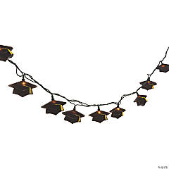 Graduation Mortarboard Light Set