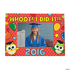2016 Graduation Owl Picture Frames