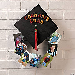 Graduation Wreath Idea