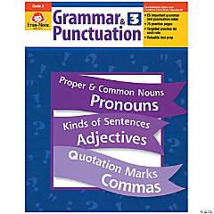 Grammar & Punctuation, Teacher Reproducibles, Grade 3