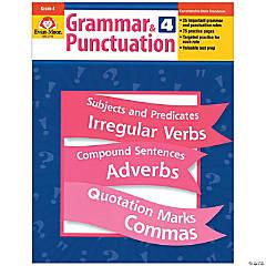 Grammar & Punctuation, Teacher Reproducibles, Grade 4