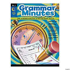 Grammar Minutes: Grade 2