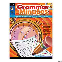 Grammar Minutes: Grade 3