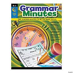 Grammar Minutes: Grade 6