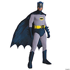 Grand Heritage Batman Comic Costume for Adults