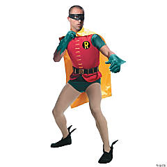 Grand Heritage Robin Comic Costume for Men
