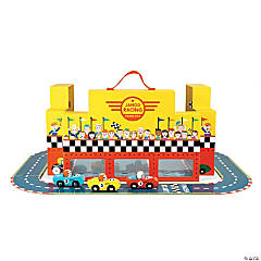 Grand Prix Race Track Playset