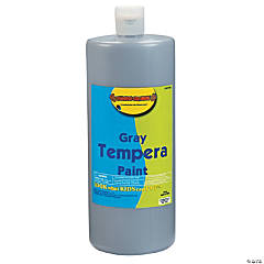 Gray Tempera Paints