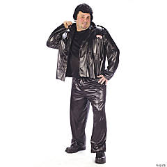 Grease Danny T-Bird Plus Size Adult Men's Costume