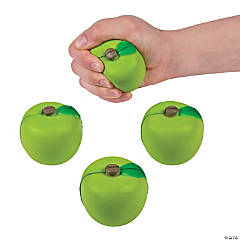 Green Apple Stress Toys