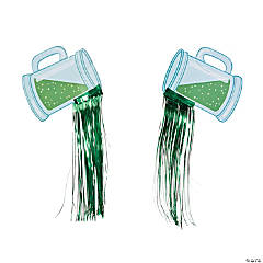 Green Beer Hanging Decorations
