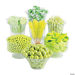 Green Candy Buffet Assortment