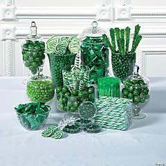 Green Candy Buffet Supplies