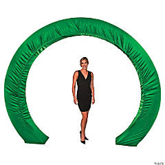 Green Circle Arch Slip