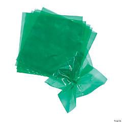 Green Float Pomps