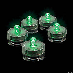 Green LED Submersible Underwater Lights