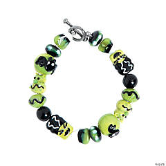 Green Monster Bracelet Idea