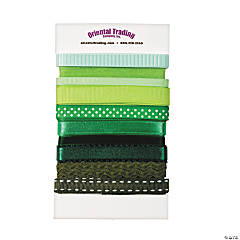Green Ribbon Assortment