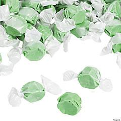 Green Salt Water Taffy Candy