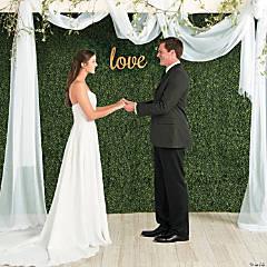 Greenery Wedding Theme