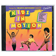 Greg & Steve: Kids in Motion CD