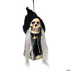 Grim Deluxe Hanging Skull