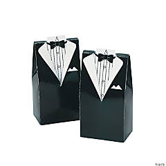 Groom Treat Boxes