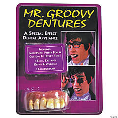Groovy Big Bubba Costume Teeth