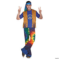 Groovy Guy Costume for Men