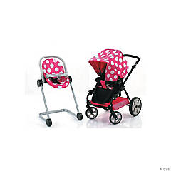 Grow with Me Doll Stroller