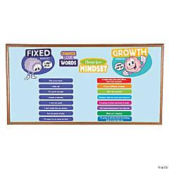 Growth Mindset Mini Bulletin Board Set
