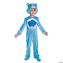 Grumpy Bear Classic Kid's Costume