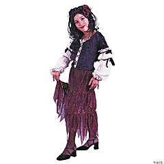 Gypsy Rose Girl's Costume