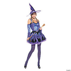 Gypsy Witch Costume For Women