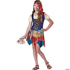 Gypsy's Spell Girl's Costume