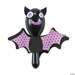 Halloween Bat Maraca Craft Kit